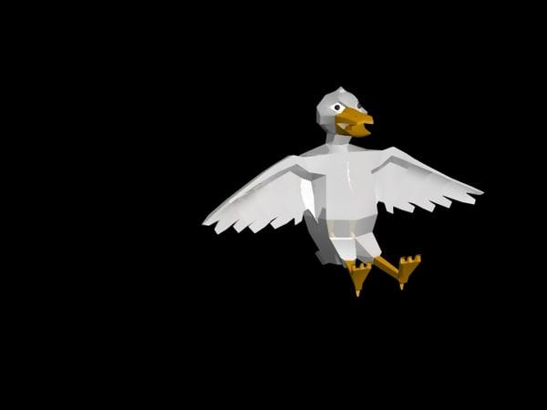 3d ducky