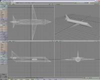 lightwave jet plane