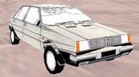 free 3ds mode lancia car