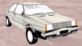 free 3ds mode lancia car