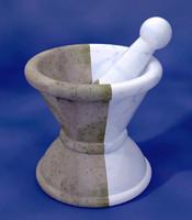 mortar & pestle S-M.max