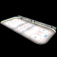 max hockey rink ice