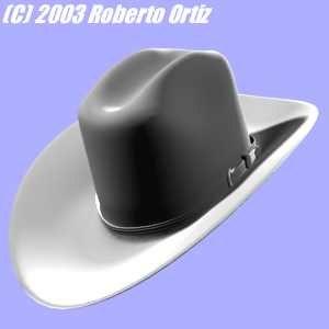 dxf cowboy hat