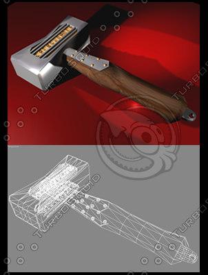 maya fantasy hammer