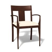 3d model of chair cosmic