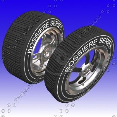 maya wheels tire