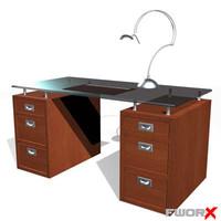 Desk executive002_max.ZIP