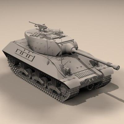 3d tank achilles iic