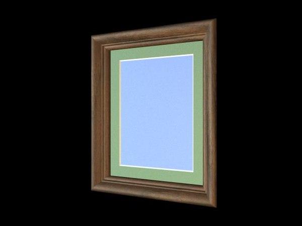 rectangular picture frame lwo