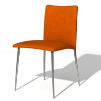 3d model chair 889c