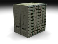 3ds stack bricks