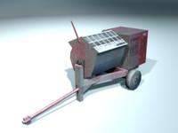 CZ02 Concrete Mixer1