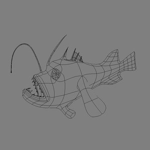 angler fish xsi