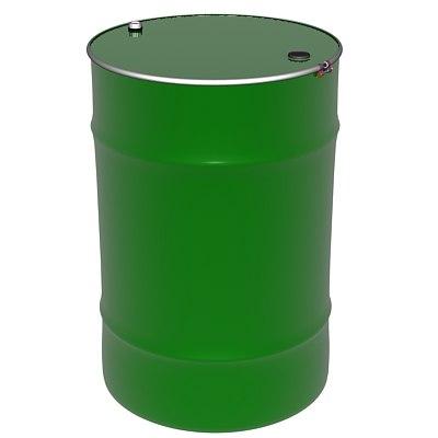 50 gallon drum 3d model
