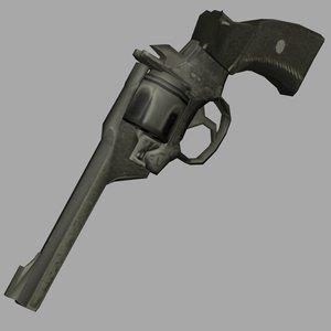 enfield pistol 3d lwo