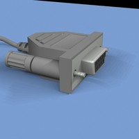 3d serial connector