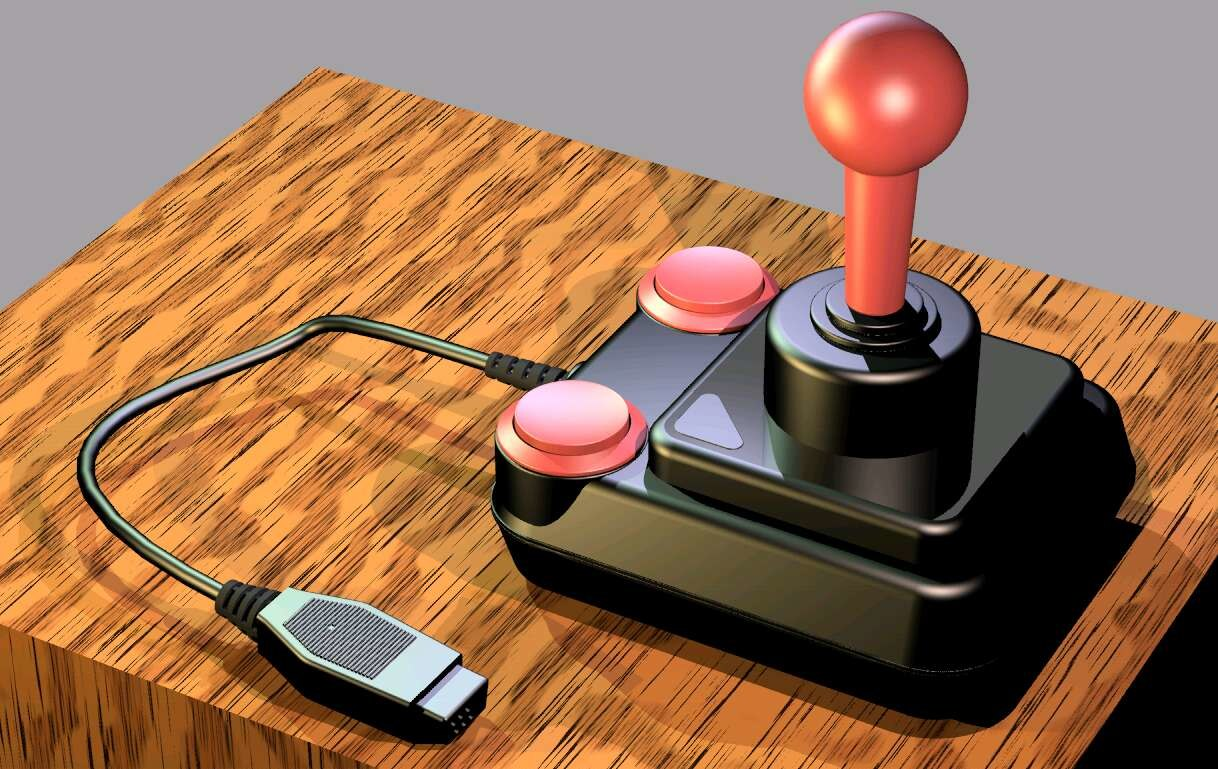 3dm competitionpro joystick