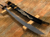 sword scimitar chinese max
