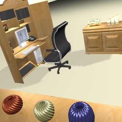 max desk phone computer