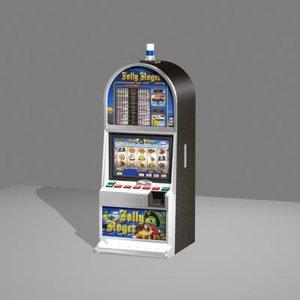 playing terminal casino 3d model