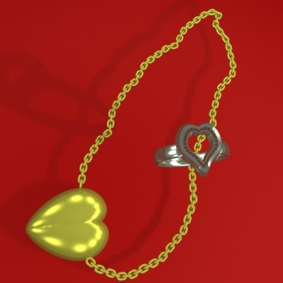 jewellery chain necklace max
