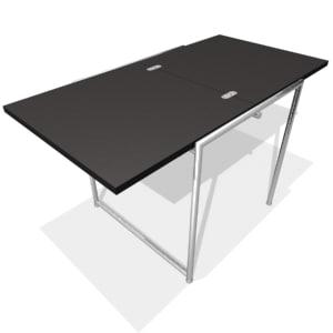 table eileen gray 3d model