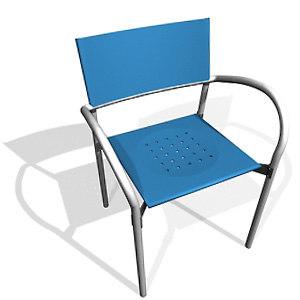 max breeze armchair