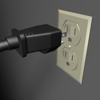 3ds max plug outlet