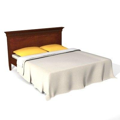 blanket 3d model