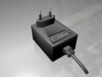adapter 3d model