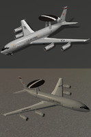 Boeing E-3B Sentry USAF