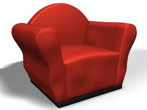 3d max designer furniture