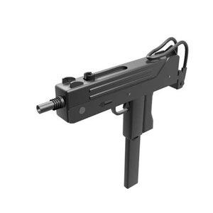 3ds max mac-11 gun