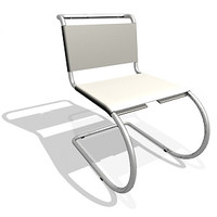 cantilever chair mr max