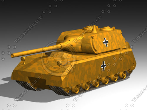 weapontankmilitaryvehiclewar 3d model