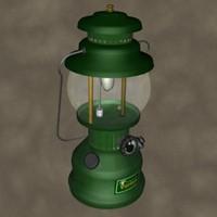 3d model new lantern zipped