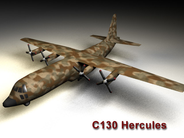c130 hercules transport lwo