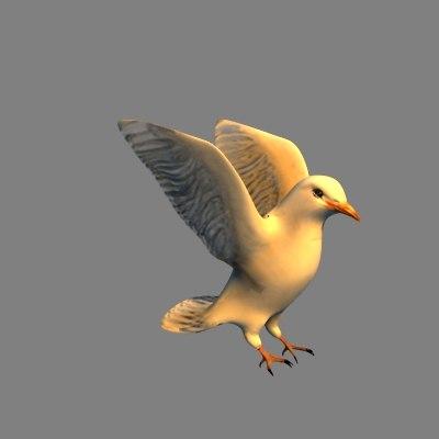 dove 3d cob