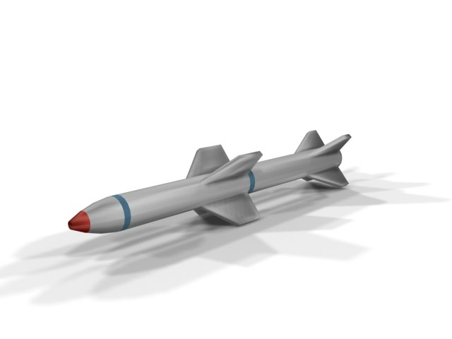 3ds missile