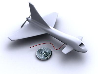mav military reconoissance 3d model