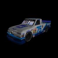 3ds nascar truck racing