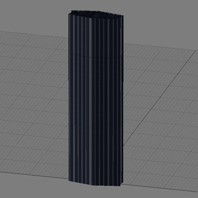 3d model of tour montparnasse