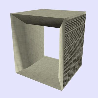 free max model archedefensetourtowerarchitecturehousebuildingstructuremonumentparis