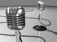 3dsmax studios microphone drs