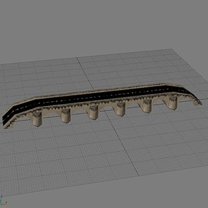 free 3ds model pont neuf