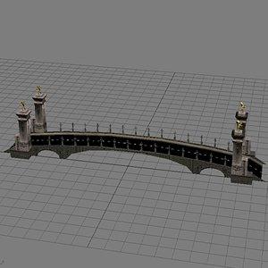 3d model pont