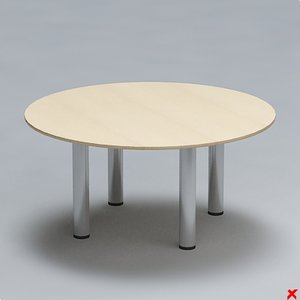 free dxf model table