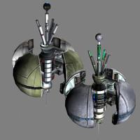 3d model squadburst
