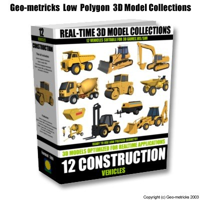 12 construction 3d model