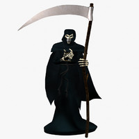Death the Grim Reaper